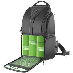 Neewer Camera Sling Backpack Case 9.8x7.9x16.9 Inch/24.9x20x