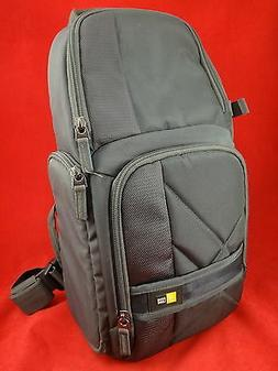 CASE LOGIC SLING CAMERA BAG CPL-107 GRAY GREAT FOR COMPACT D