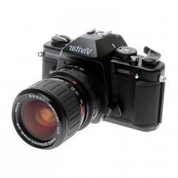 Vivitar SLR Camera with 28-70 Zoom Lens