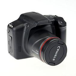 Tiangtech® Digital Video SLR Camera with 4X Digital Zoom an