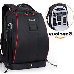 Lifewit DSLR Camera Backpack Bag Anti-theft Water Resistant