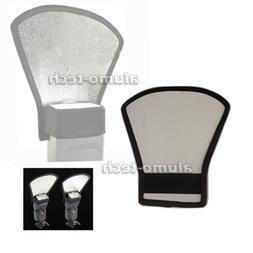 SLR camera External Flash Barndoor Lamp Reflective Shovel Se
