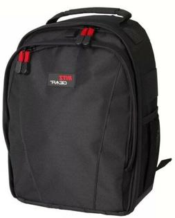 Ritz Gear™ SLR / DSLR Camera Backpack - Holds 2 SLR Camera