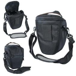 SLR DSLR Shockproof Camera Case Shoulder Bag Backpack For Ca