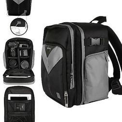 VanGoddy SLR DSLR Camera&Tablet Backpack for Canon Nikon Son