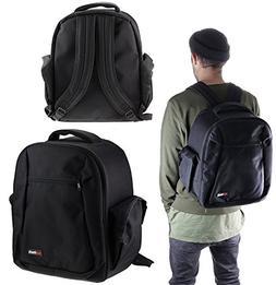 Navitech Digital SLR Camera & Lense Backpack Bag Case For Th