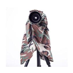 Matin Digital SLR Camera Rain Cover Camouflage - Medium