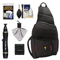 Case Logic Digital SLR Sling Camera Bag/Case   + Accessory K