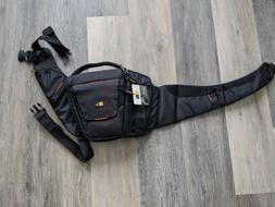 slrc 205 slr or mirrorless camera sling