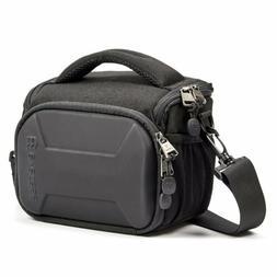 Small Digital Camera Shoulder Case Messenger Bag For SLR / D