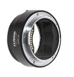 Novoflex Smart Adapter Nikon to Leica, Blue