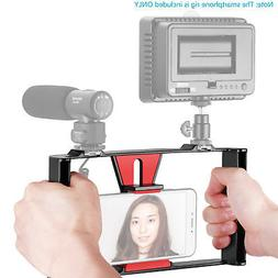 Neewer Smartphone Video Rig Handheld Grip Stabilizer for iPh