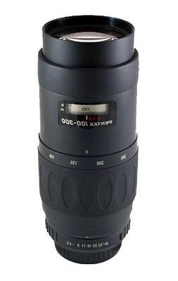 SMC Pentax-F 100-300mm F4.5-5.6 Telephoto Zoom Lens