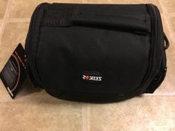 Zeikos Soft Medium Camera Case Bag Black