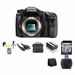 Sony A77II 24.3 MP APS-C Digital SLR Camera  Bundle 1