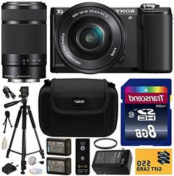 Sony Alpha A5000 20.1 MP Interchangeable Lens Camera with 16