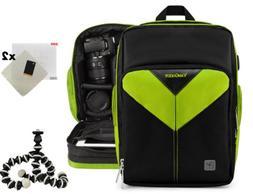 Sparta Travel Nylon Backpack Bag  For Nikon D7, D70, D70s, D