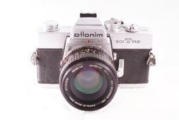 Minolta SR-T 102 / SR-T Super / SR-T 303 SLR camera body and