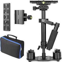 Camera Stabilizer DSLR Handheld Stabilizer Quick Release Pla