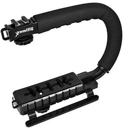 Ultimaxx Stabilizing Handheld Stabilizer Handle Grip with Ac