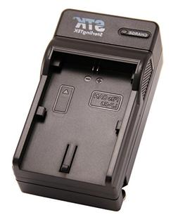 STK LP-E6 Battery Charger for Canon EOS 5D Mark II III and I