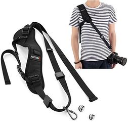 AMERTEER Camera Strap, Rapid Fire Shoulder Neck Strap Sling