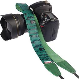 Camera Strap for DSLR, IMZ® - Russian Series - Leather and