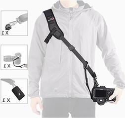 Camera Strap Rapid Fire Shoulder Neck Strap Sling Belt Quick