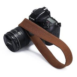 Camera Strap Retro Vintage VNS Soft Safety Tether Multi-colo