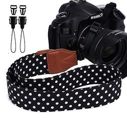 Eorefo Camera Strap Vintage Universal Shoulder Neck Belt Str