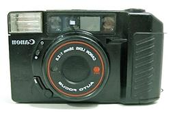 Canon Sure Shot 35mm point and shoot film camera with 38 mm