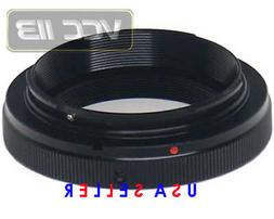 Vivitar T2 Lens Adapter Ring for Vivitar SLR Camera Lens to
