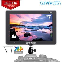 FEELWORLD T7 7 Inch IPS 4K HDMI Camera Field Monitor Video A