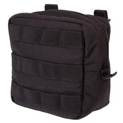 5.11 Tactical 6 X 6 Padded Pouch, Black
