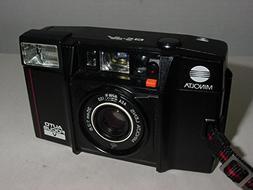 Minolta Talker AF-Sv 35mm Camera with 2x Lens, Vintage Japan