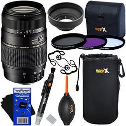 """Tamron Auto Focus 70-300mm f/4.0-5.6 Di LD """"Macro"""" Zoom Lens"""