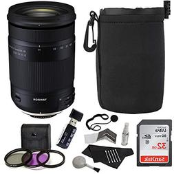 Tamron 18-400mm F/3.5-6.3 DI-II VC HLD All-in-One Zoom for N