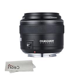 YONGNUO 85MM F1.8 Medium Telephoto Fixed Lens for Canon EOS