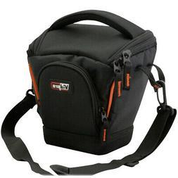 Vidpro TL-25 Top-Load DSLR Camera Holster Case