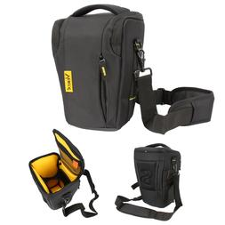 Top-Load Holster Camera Bag Compact Large Size DSLR SLR Zoom