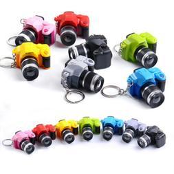 Toy Camera Car Kids Key Chains kid SLR Camera Toy LED Lumino