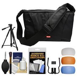 Sunpak TravelSmart System DSLR Camera Case with Tripod Compa
