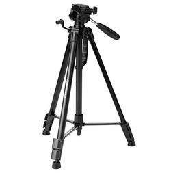 Camera Tripod - InnerTeck 62-Inch Digital SLR Camera Aluminu