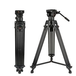 Video Tripod System, Cayer BV30L 72 inch- Professional Heavy