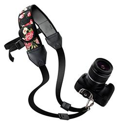 TrueSHOT Camera Strap Shoulder Sling with Adjustable Neopren