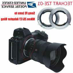 TECHART TZE-01 Auto Focus Adapter for Sony FE Mount Lens To