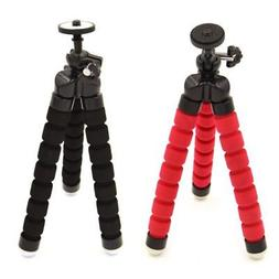 Universal Large Flexible Foam Octopus Mini Tripod Stand for