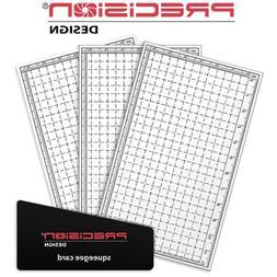 "Precision Design Universal LCD Screen Protectors for 1.5"" -"
