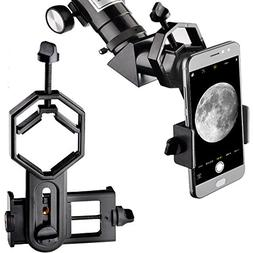 Landove Universal Smartphone Optics Digiscoping Adapter for
