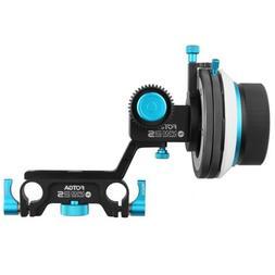 Fotga upgrade DP500IIS dampen follow focus with A/B hard sto